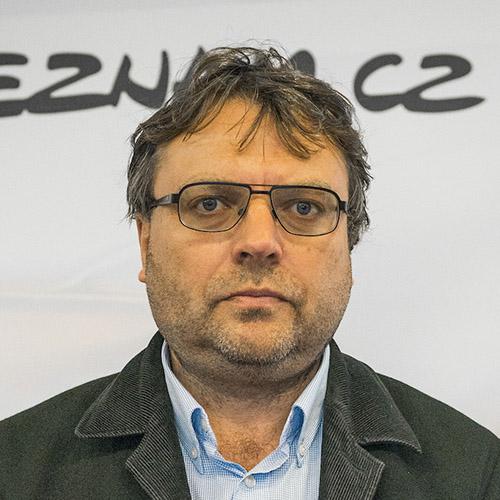 Erich Handl - novinář Automakers