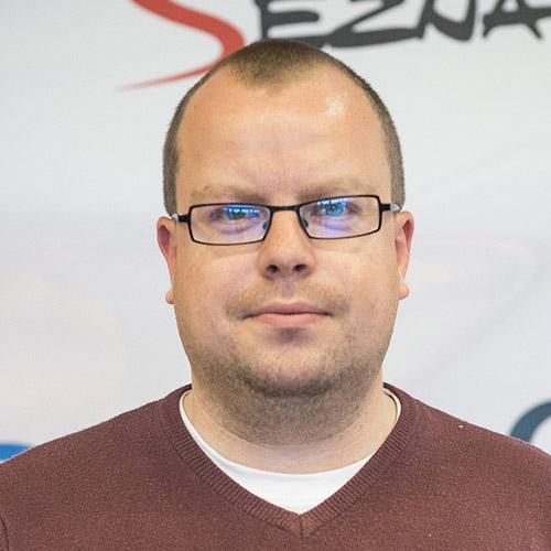 Lukáš Vaverka - novinář freelancer