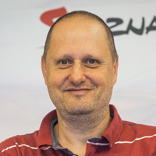 Roman Švidrnoch - novinář MF Dnes