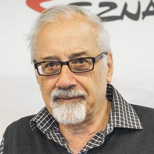 Tomáš Hyan - novinář Autosalon